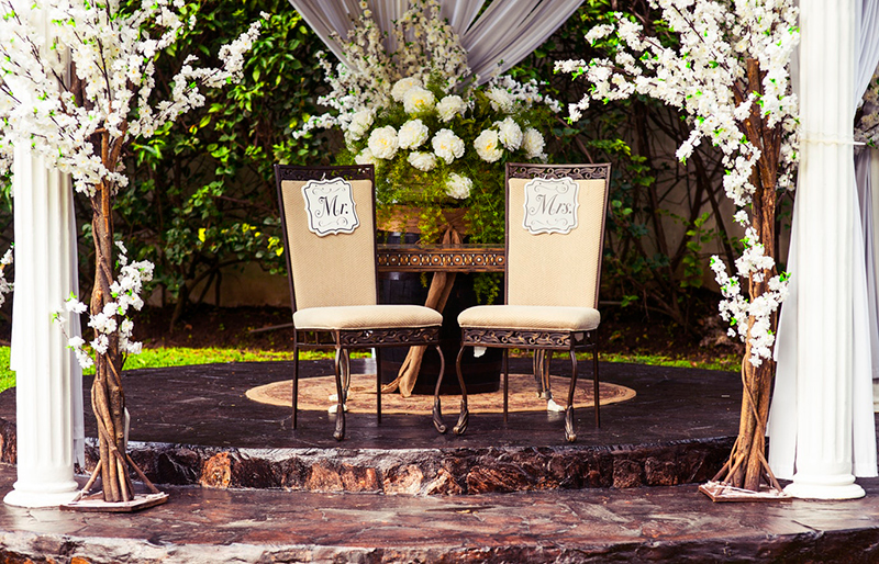 Wedding Decor Checklist
