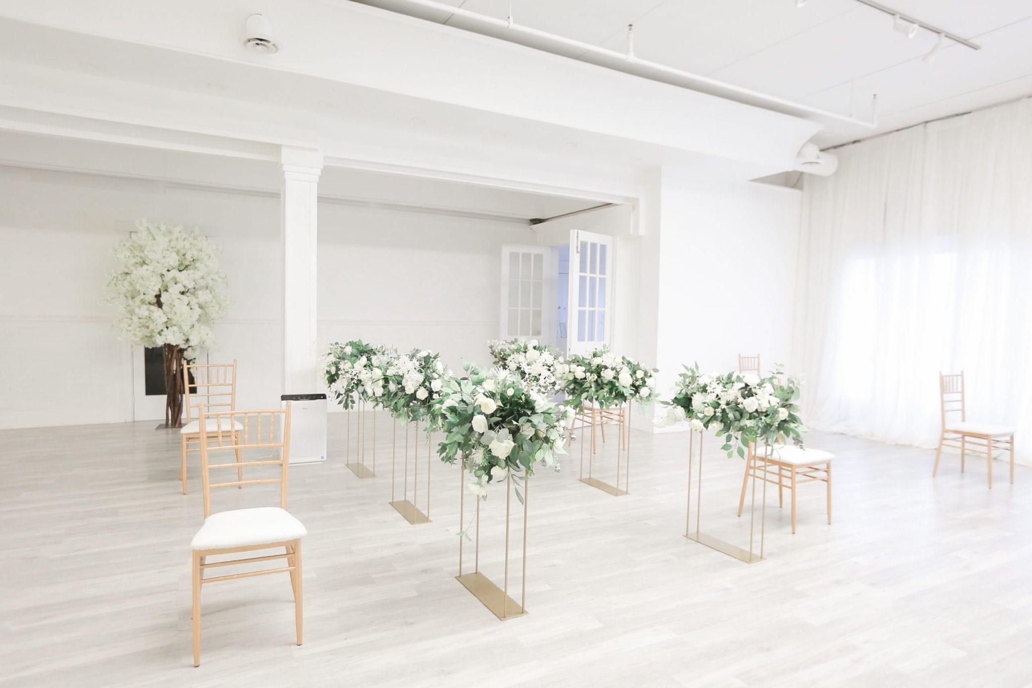Bellamy Loft wedding venue