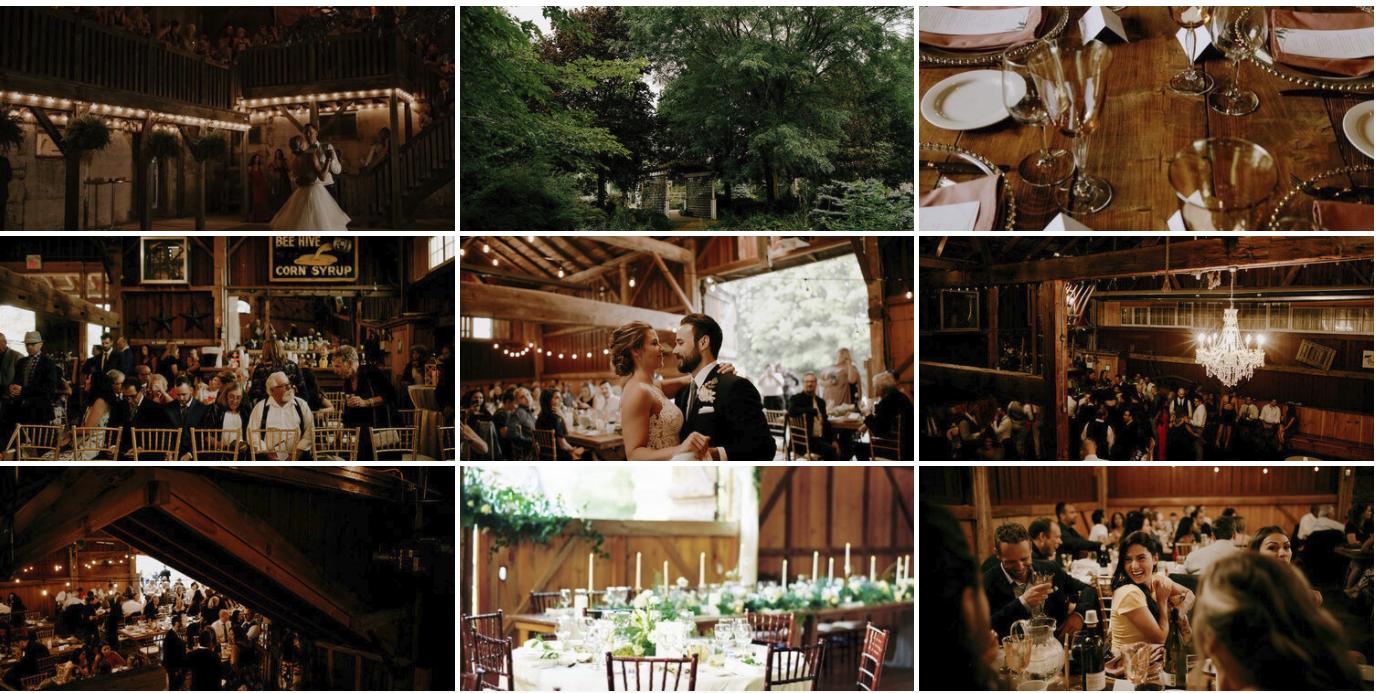 Belcroft wedding venue