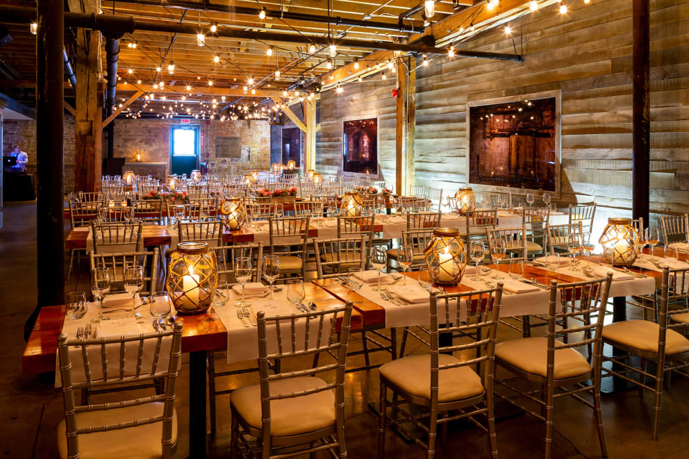 Distillery Events wedding venues