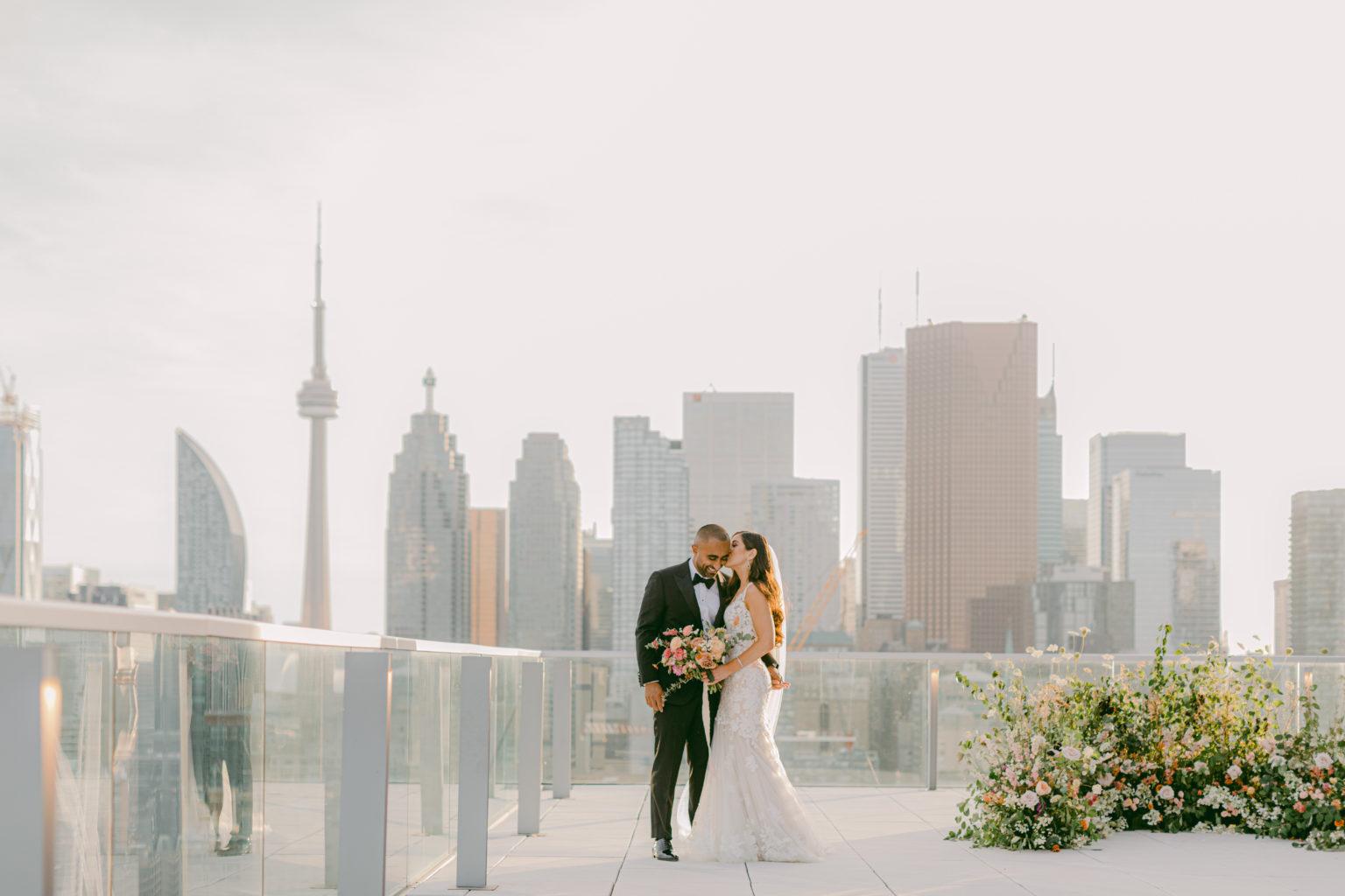 Globe and Mail Centre wedding venue