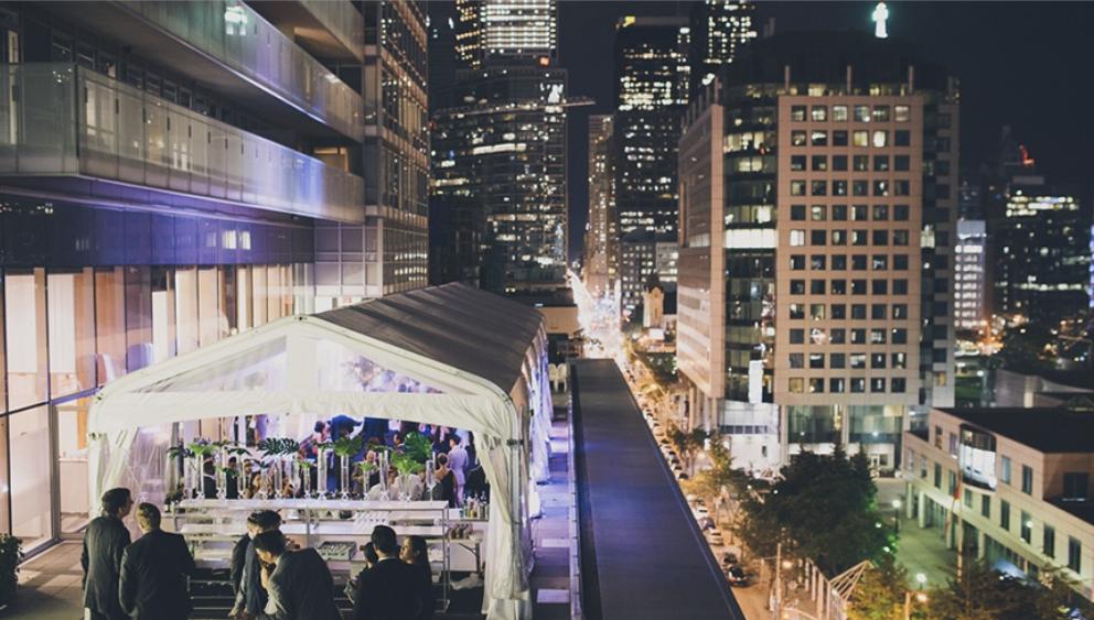 Malaparte wedding venue in Downtown