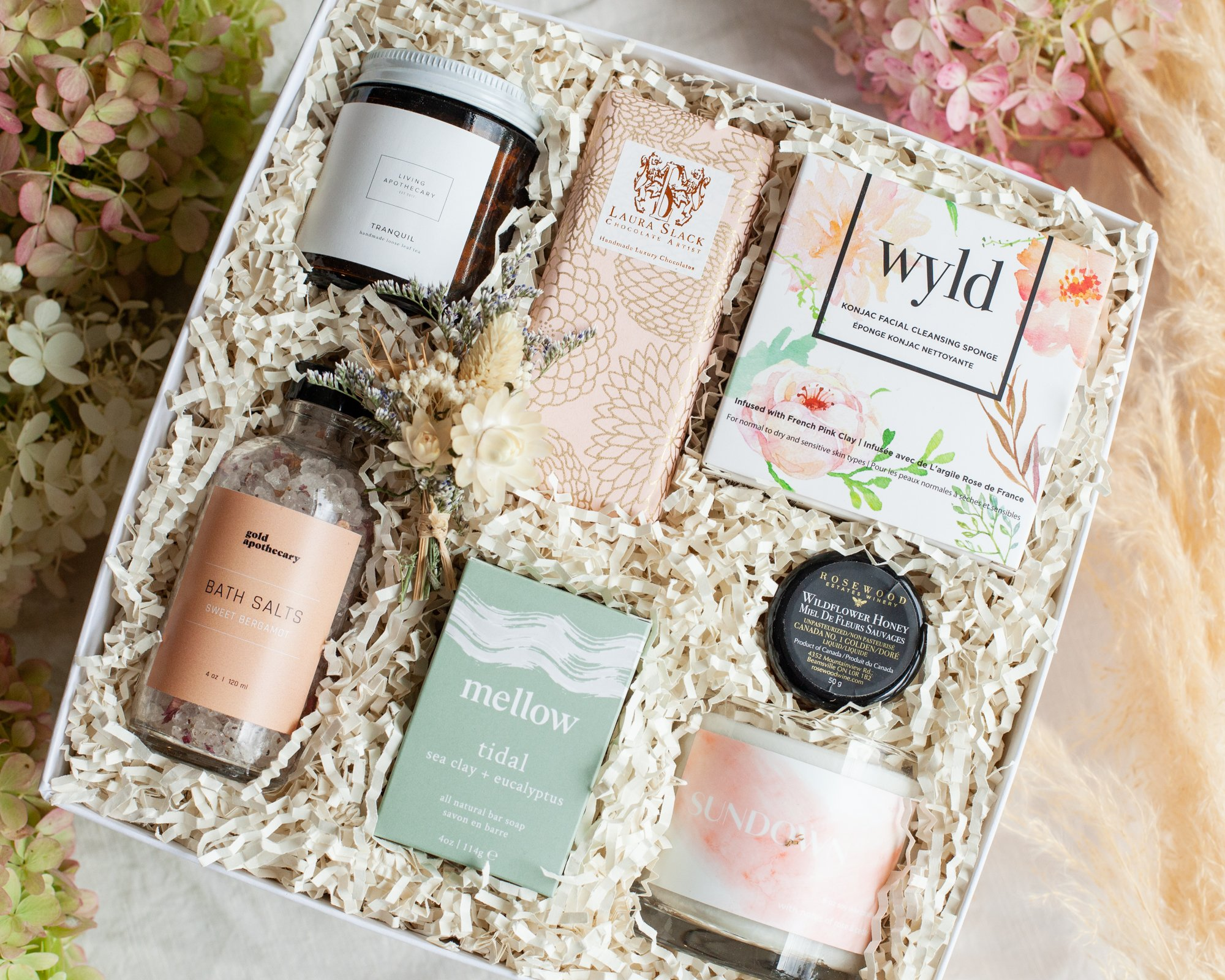 Present Day bridesmaid gifts