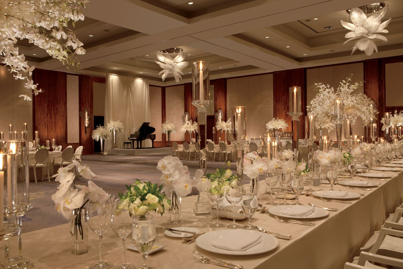 Ritz Carlton Hotel with elopement packages