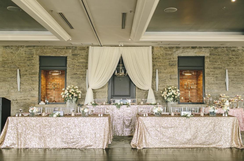 Stone Mill wedding venue in Ontario