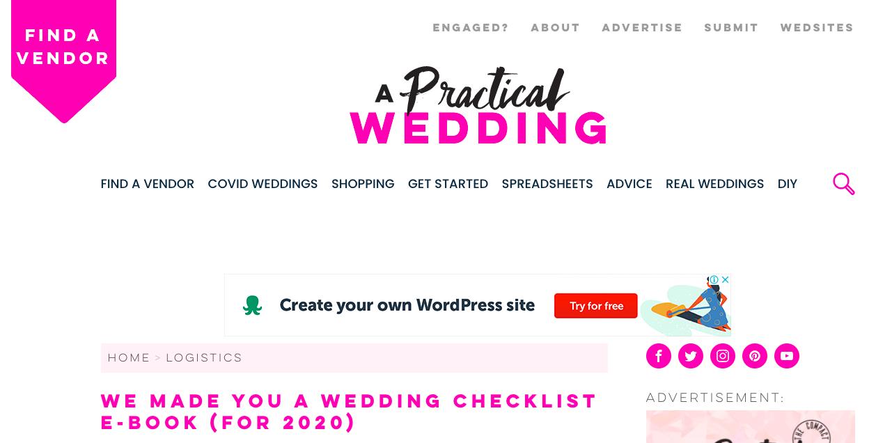 Practical Wedding