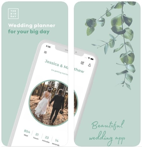 The Big Day App