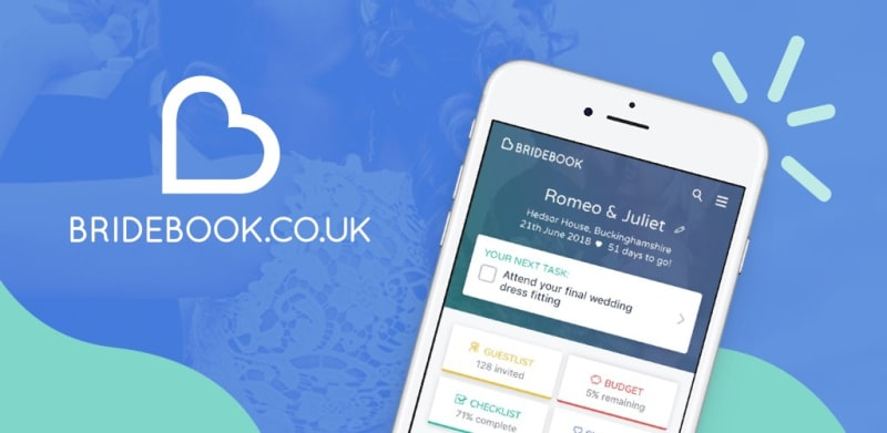 Bride Book Wedding Planning Apps